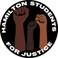 HAMILTON STUDENTS FOR JUSTICE